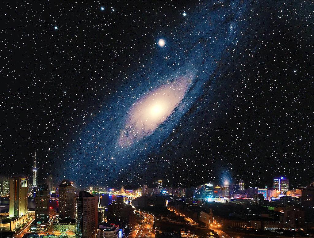 Shangai öös