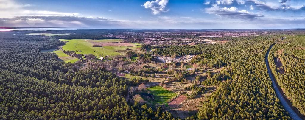 Tavaline Saaremaa küla