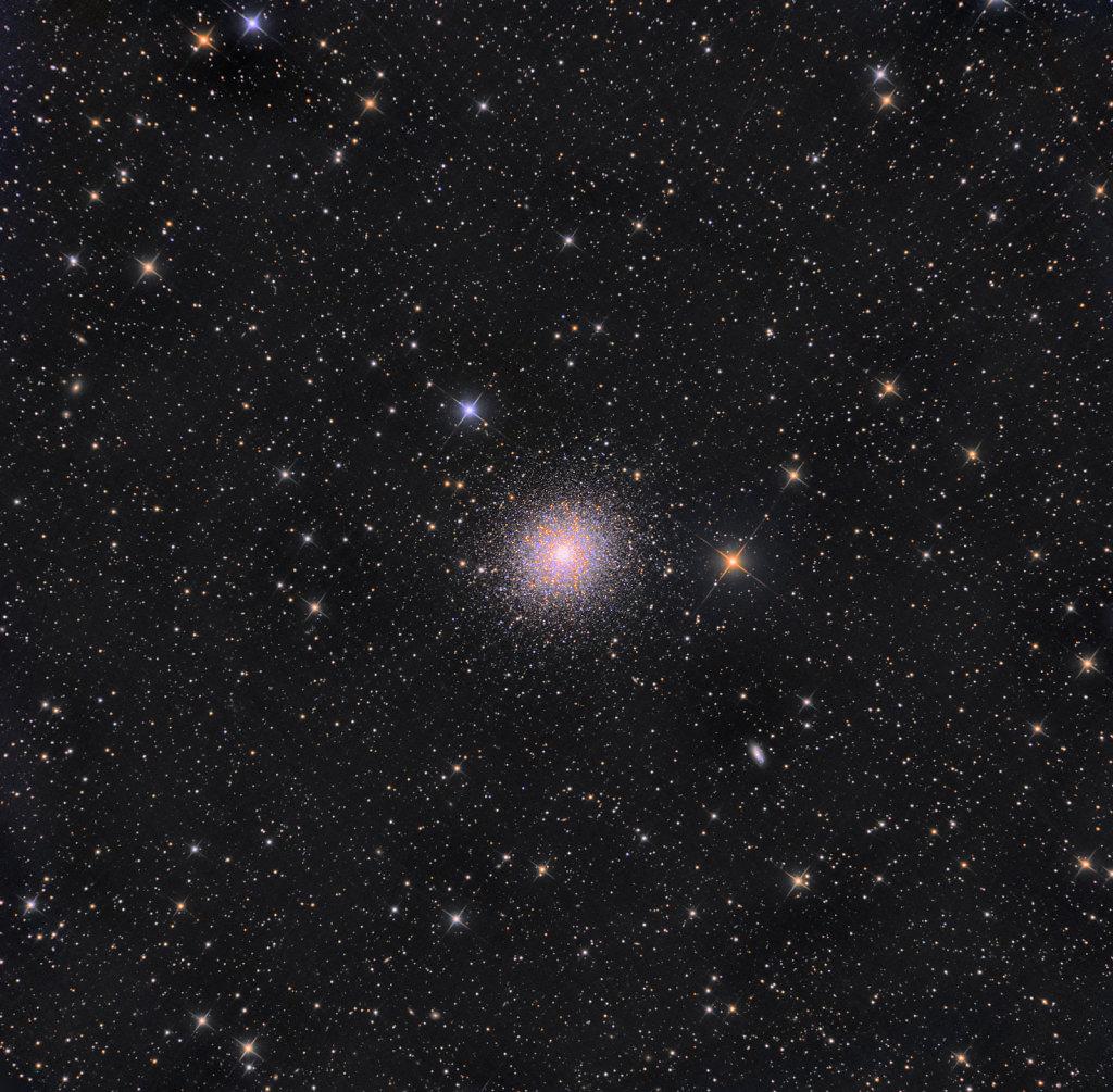 M13, Hercules cluster